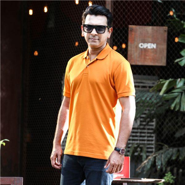 Dry Pique Polo Shirt (S)