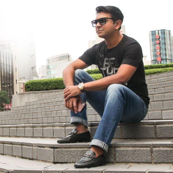 Japan Selvedge Slim Fit Straight Jeans